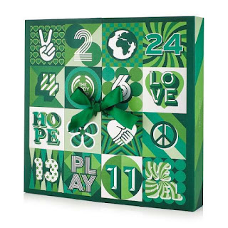 the body shop deluxe beauty advent calendar 2017