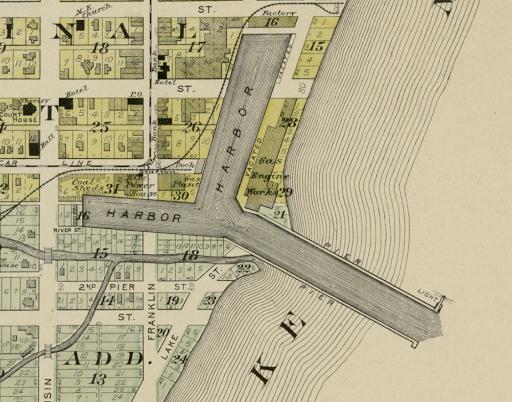 1915 Plat Map