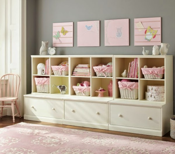 Functional Baby Room Furniture With Toy Storage Ideas