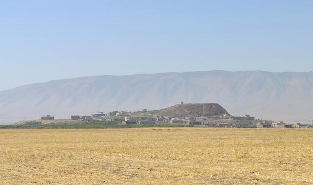 2018 excavations at Tel Gomel, Kurdistan completed