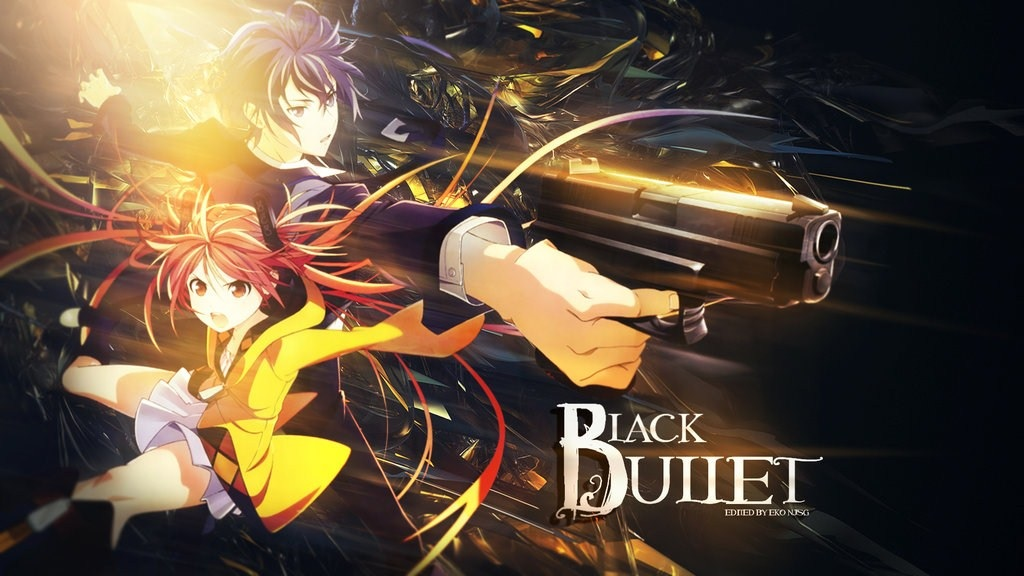 Black Bullet BD Subtitle Indonesia Batch