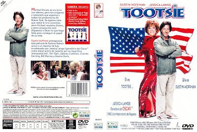 Carátula dvd: Tootsie (1982) - Cover