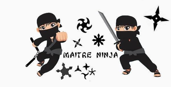 Imagenes para Imprimir Gratis de Ninja.