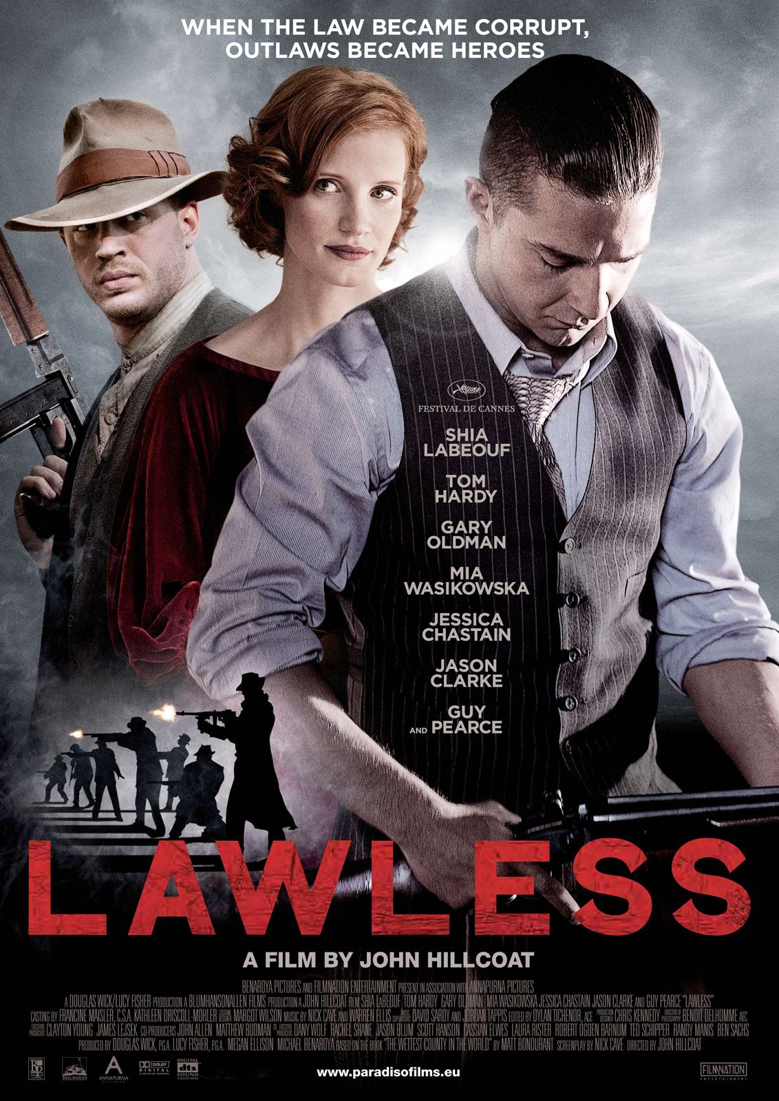 Nonton Film Lawless (2012)