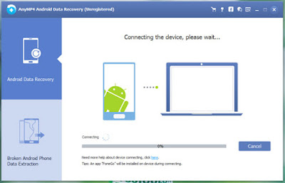 AnyMP4 Android Data Recovery Virus Solution Provider