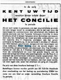 Aankondiging Brochure Het Concilie