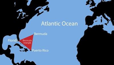 Ilmuwan Telah Memecahkan Misteri Segitiga Bermuda