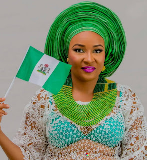 Image result for Photoshoot pictures of Nigeria's 57th Independence