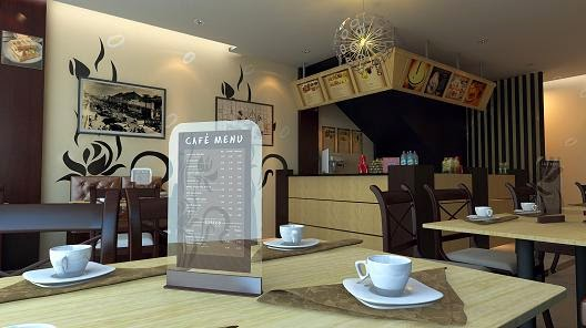 Jasa Desain  Cafe  Resto Minimalis  Modern  JASA DESAINER 3D