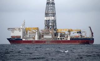 Τουρκικό γεωτρύπανο εν πλω προς την Μεσόγειο - Τουρκικός αποκλεισμός στην Κυπριακή ΑΟΖ