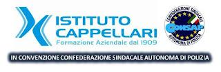 Convenzione CONSAP e Istituto Cappellari di Ferrara