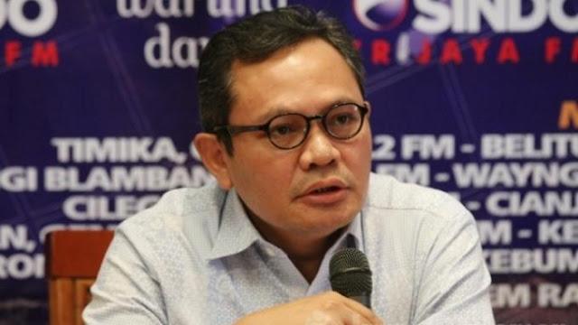 Anggota MPR: Mundurnya Yudi Menunjukkan Rapuhnya Lembaga-Lembaga di Sekitar Presiden