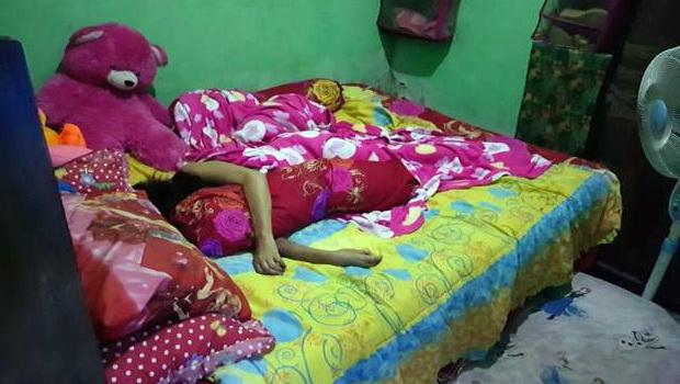 Tak Terlihat Sejak Pagi, Herawati Ditemukan Innalillahi Sedang Memeluk Guling