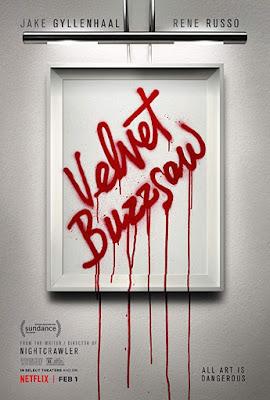 Xem Phim Bức Họa Ma Quái - Velvet Buzzsaw