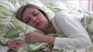 Petua Rahsia Atasi Mendengkur Semasa Tidur