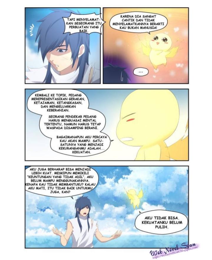 Heaven Defying Sword Bahasa Indonesia Chapter 30