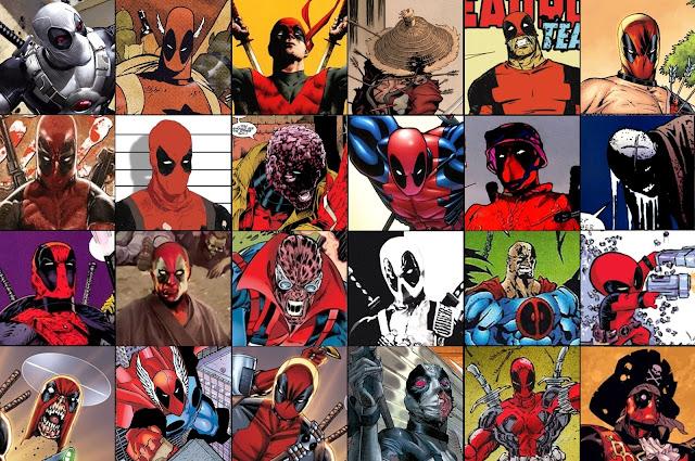 Mejores versiones alternativas de Deadpool