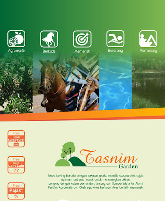 Tasnim Garden Waru Farm Ciampea Bogor Barat