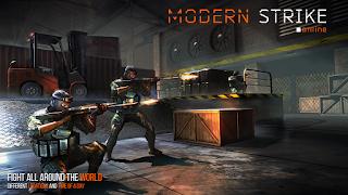Modern Strike Online Features