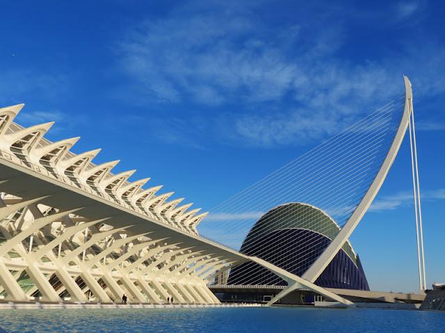 Ciudad de las Arts y las Ciencias de Valencia