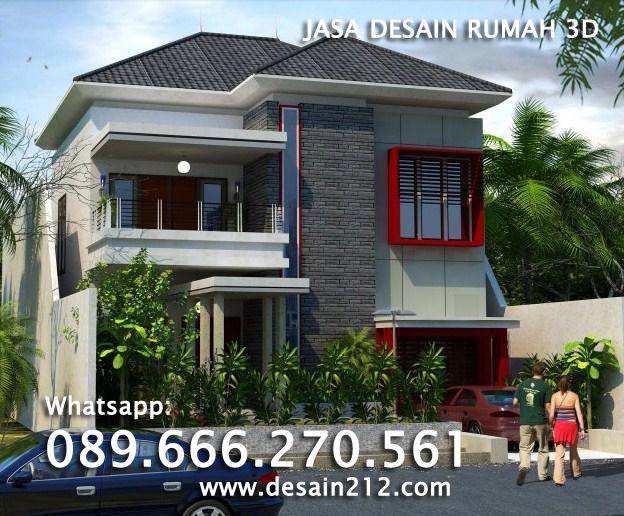 089666270561 Alamat Jasa Desain Rumah Terbaik Di Tangerang Dan