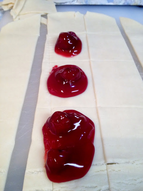 use cherry pie filling in cookies