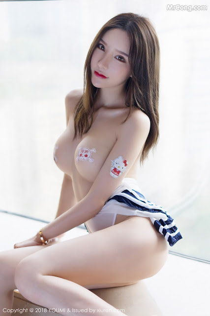 Hot girls Sexy Chinese porn model Zhou Yuxi (周于希) 4