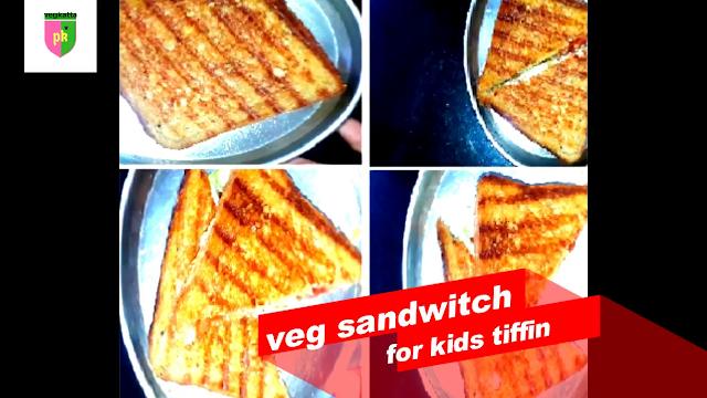 veg sandwich,The sandwich idea for lunch