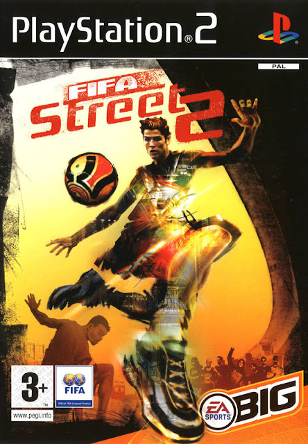 FIFA Street 2 ps2 iso rom download | Isorom