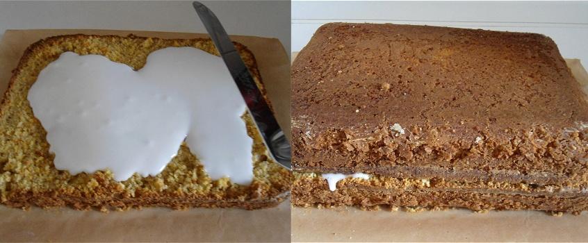 Rübli-Kuchen Anleitung 2