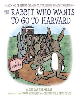 The Rabbit Who Wants to Go to Harvard book