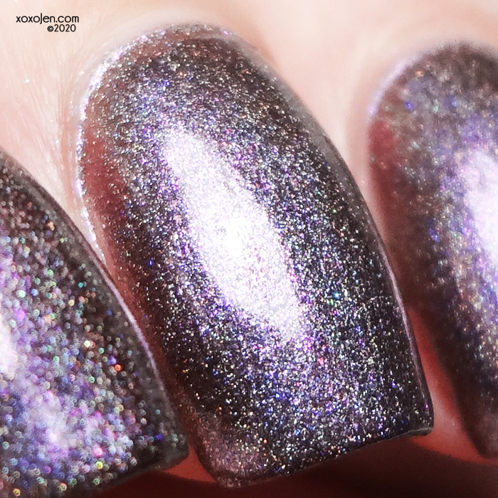 xoxoJen's swatch of Nail Hoot Jelectro