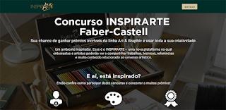 Concurso INSPIRARTE Faber-Castell