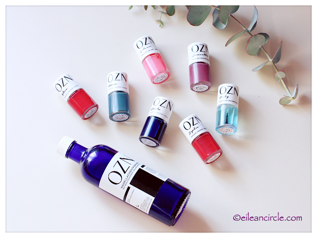 OZN Vegan Nailpolish, nail polish, vegan