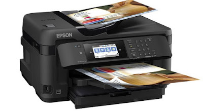 Epson WorkForce WF-7710 Review - Free Download Driver