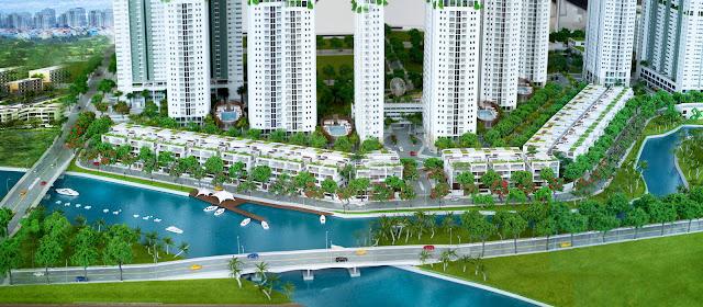 Nhanh tay sở hữu căn hộ cao cấp ngay Phú Mỹ Hưng, giá từ 24 triệu/m2
