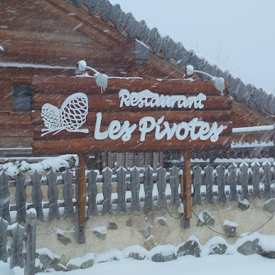 Restaurant Les Pivotes