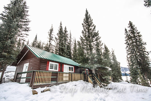 HI-Beauty Creek Wilderness Hostel - March 2016