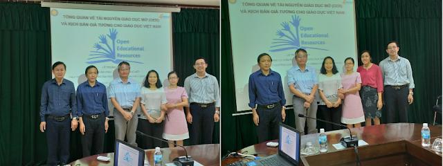 Tọa đàm về Tài nguyên Giáo dục Mở tại khoa CNTT, Đại học Quy Nhơn