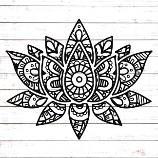 Where To Find Free Mandala Zentangle Svgs