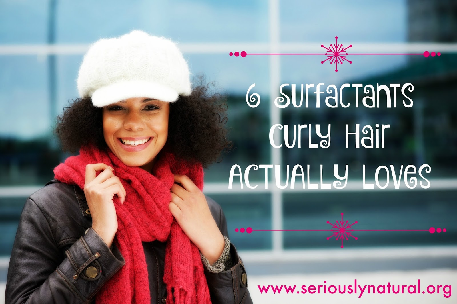 6 Surfactants Curly Hair ACTUALLY Loves