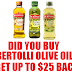 Did You Buy Bertolli Olive Oil?? SIGN UP BELOW TO GET YOUR REFUND FROM THE SETTLEMENT!! Get Back Up to $25 Back!