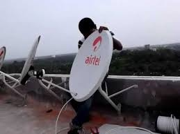 All DTH Dish Antenna Installation Service available in Agra, UP