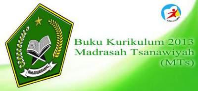 Buku Kurikulum 2013 Madrasah Tsanawiyah (MTs)