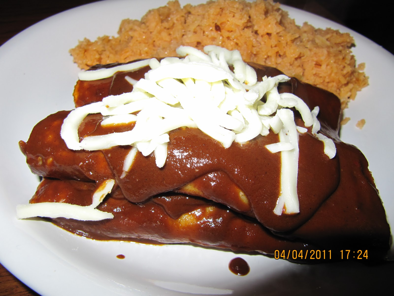Cocinando entre Amigas: ♠♥♠ RECETA DE ENCHILADAS DE MOLE ...