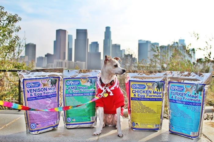 Brother's Complete Ultra Premium Dog Food Review and Giveaway