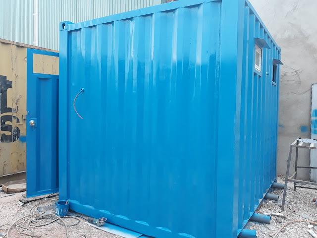 Bán Container Toilet, Nhà Vệ Sinh Tại Bình Thuận