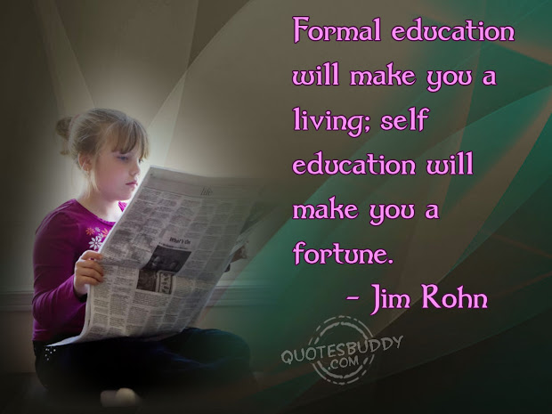 Diary Quotes Education
