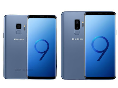 Samsung Galaxy S9 vs Samsung Galaxy S9+