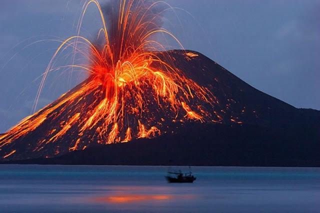 5 Negara Yang Paling Sering Terjadi Bencana Alam
